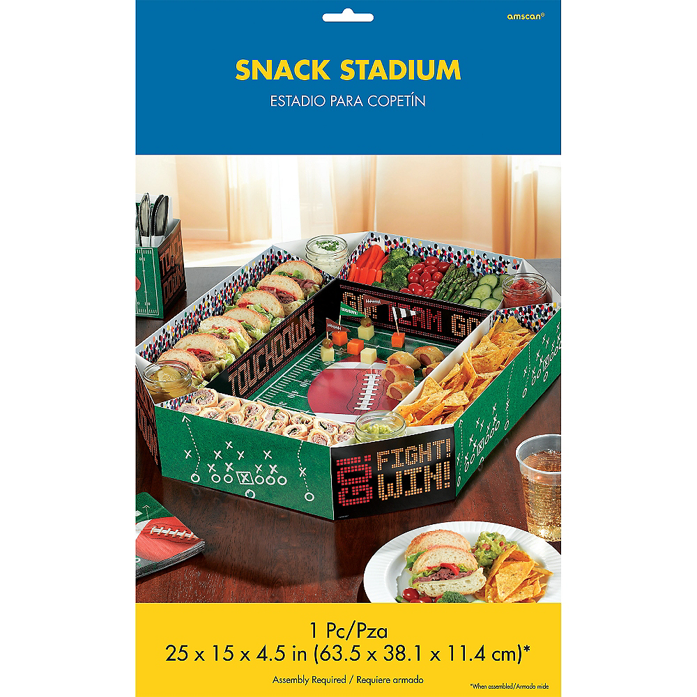 Football Snack Stadium Image #2