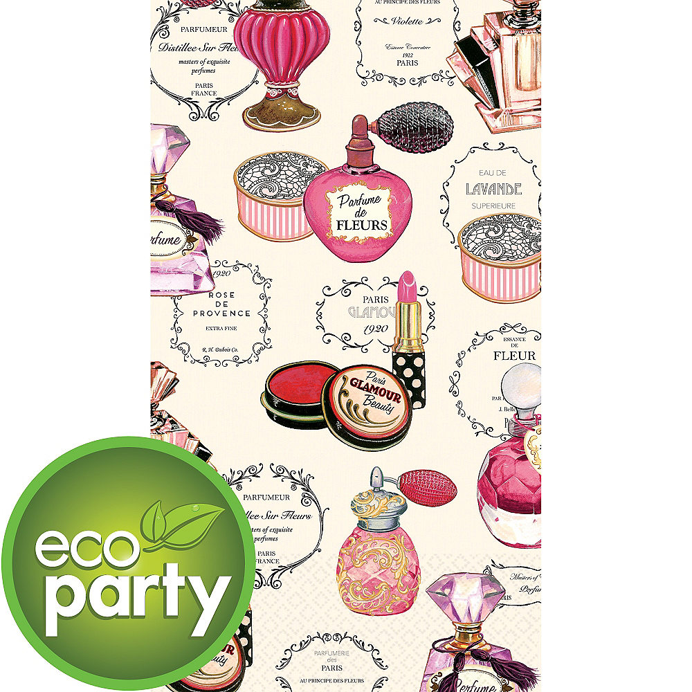 Eco-Friendly French Parfums de Paris Guest Towels 16ct Image #1