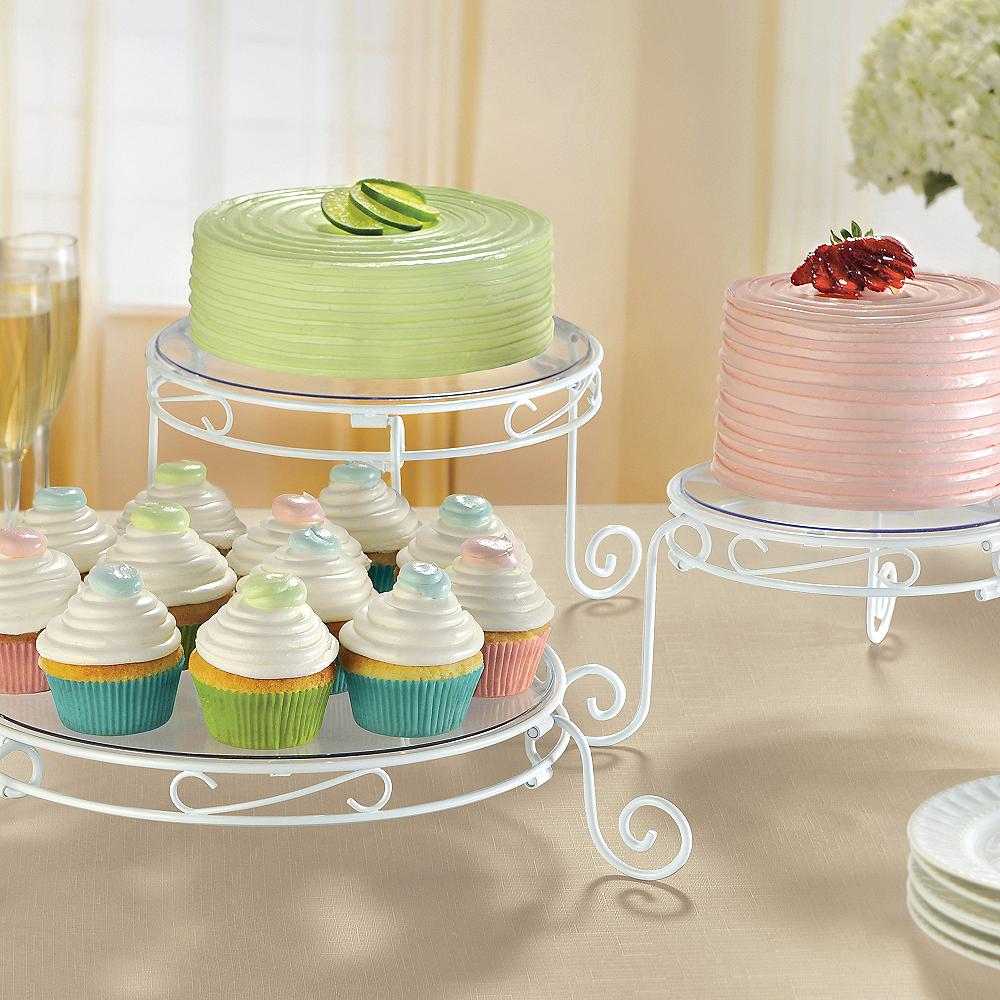 Adjustable Cake Stand Set 15pc Image #5