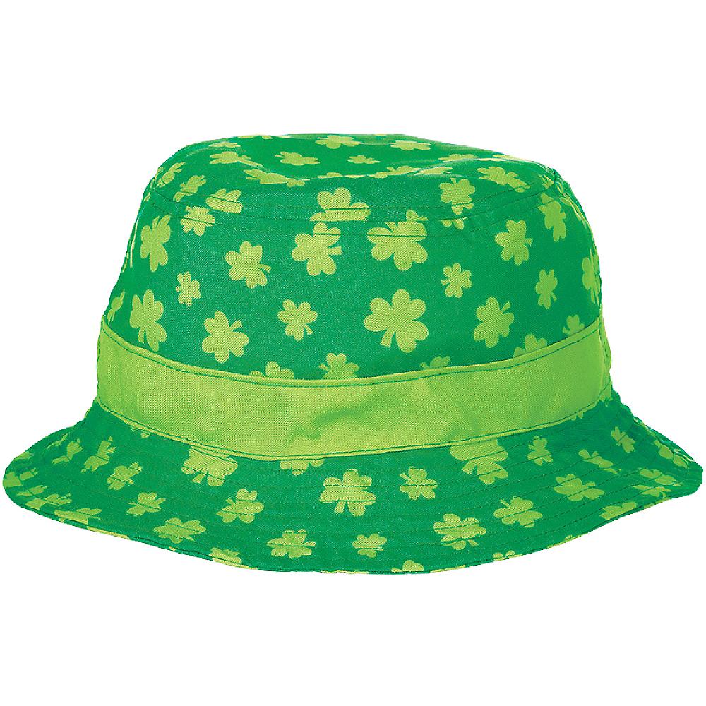 Shamrock Bucket Hat Image #1