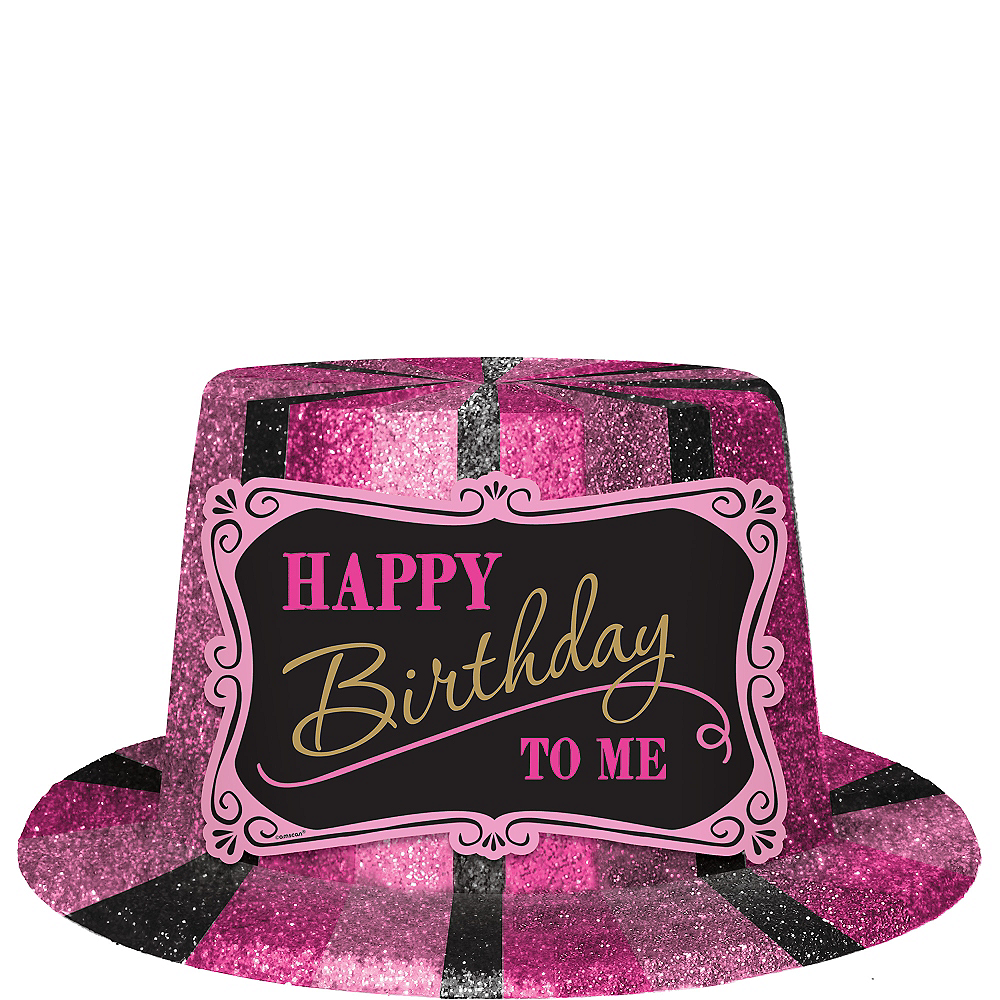 Fabulous Birthday Top Hat Image #1