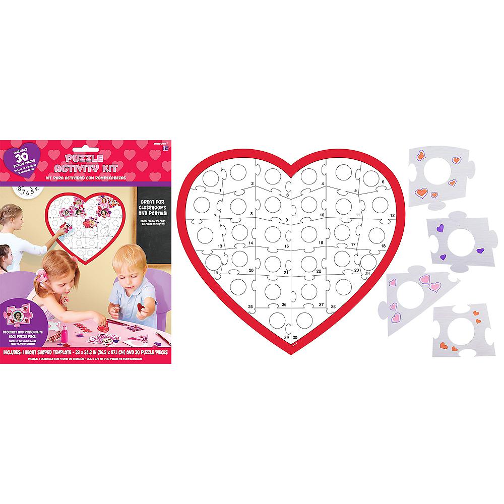 Heart Puzzle Activity Kit Image #1
