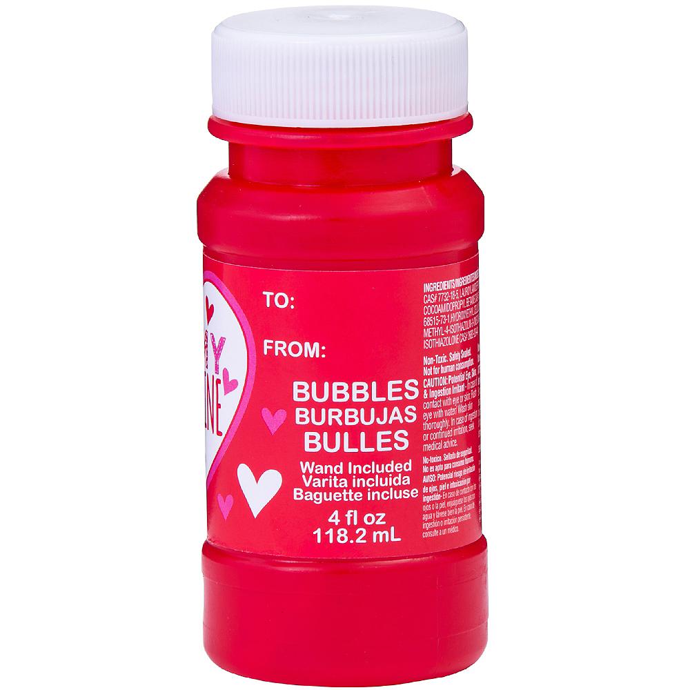 Valentine's Day Bubbles 6ct Image #2