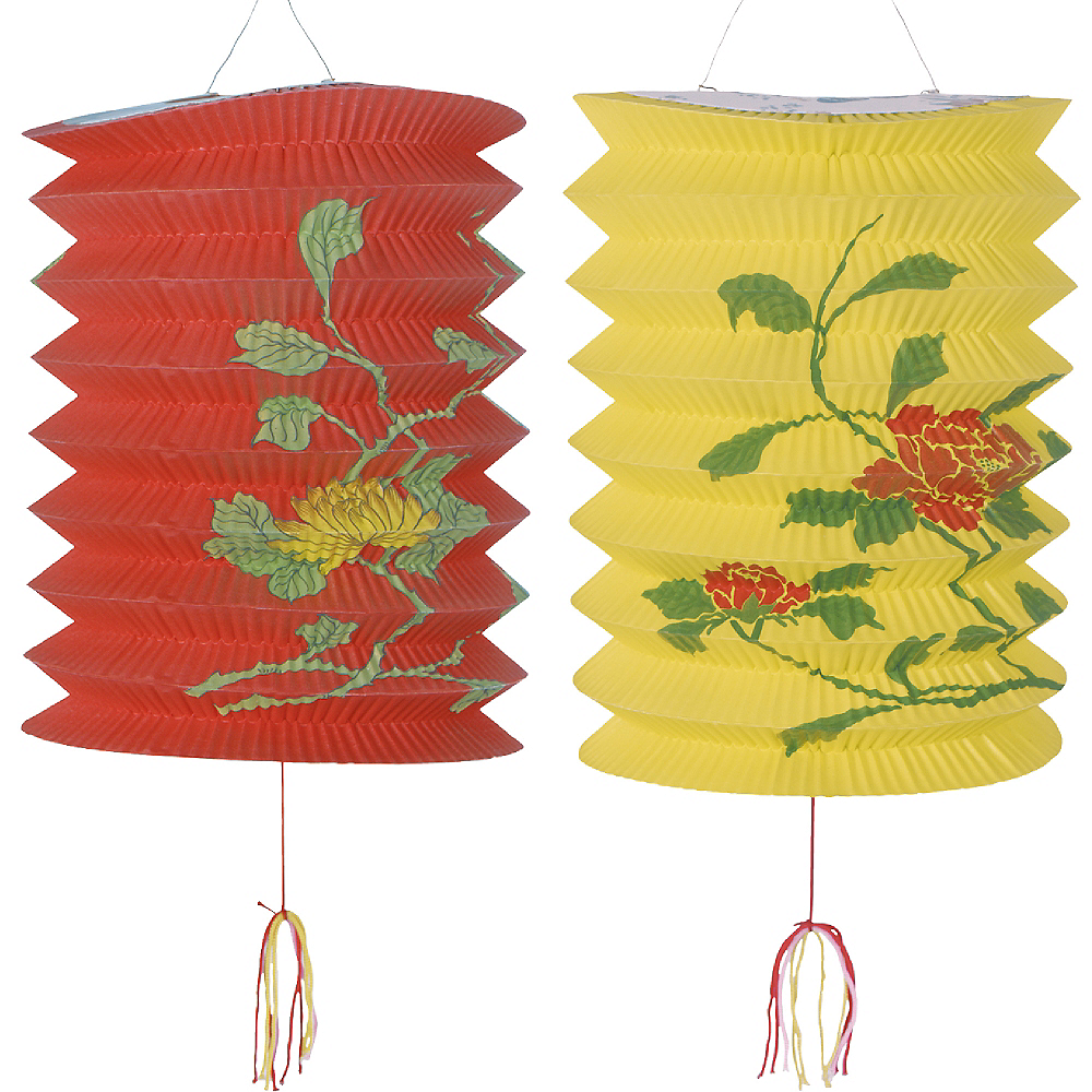 Chinese Paper Lanterns 2ct Image #1