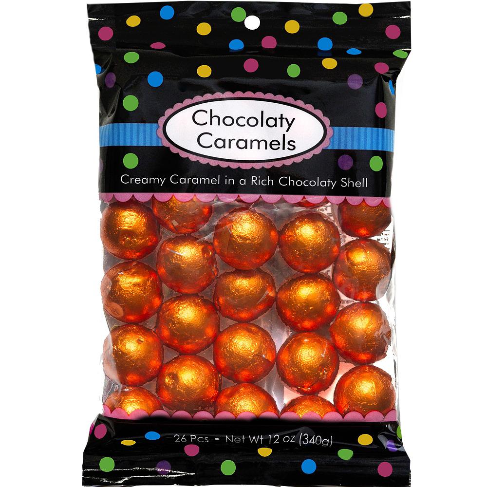 Orange Caramel Balls 26pc Image #1