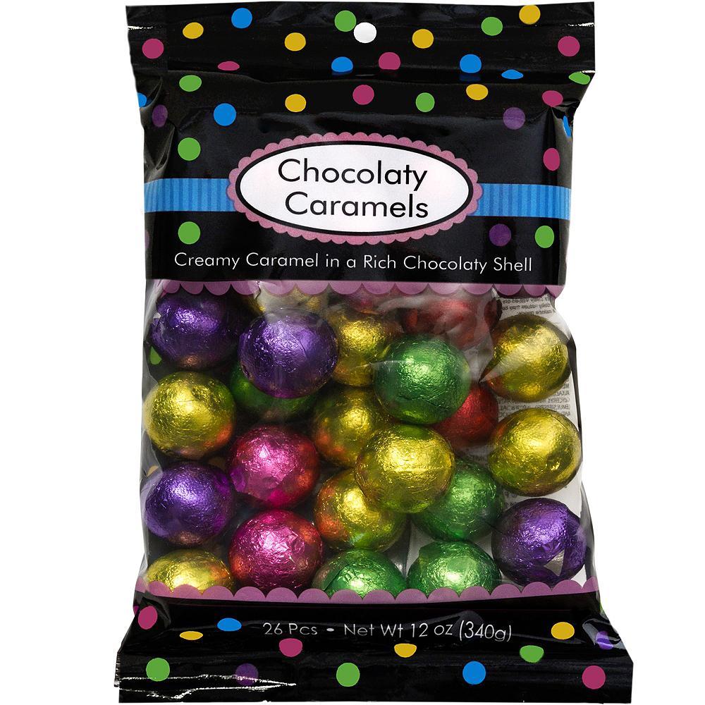 Rainbow Caramel Balls 26pc Image #1