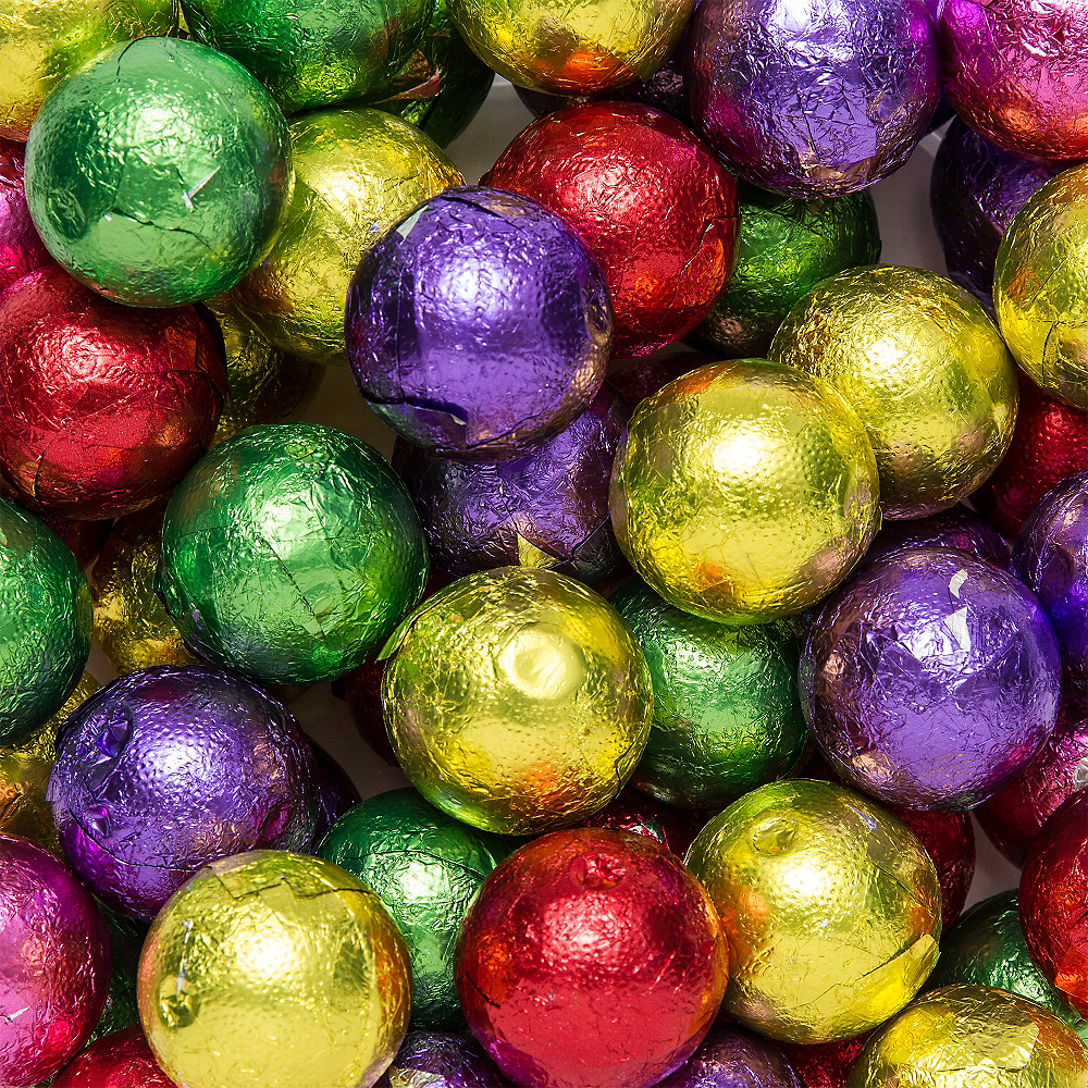 Rainbow Caramel Balls 26pc Image #2