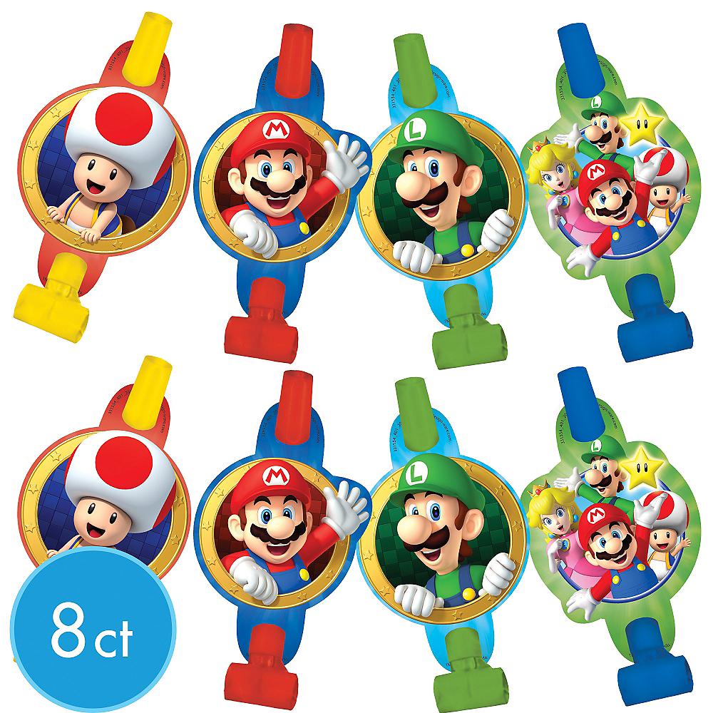 Super Mario Blowouts 8ct Image #1