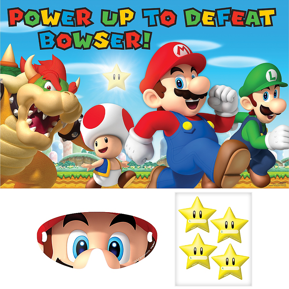 Super Mario Party Game Image #1