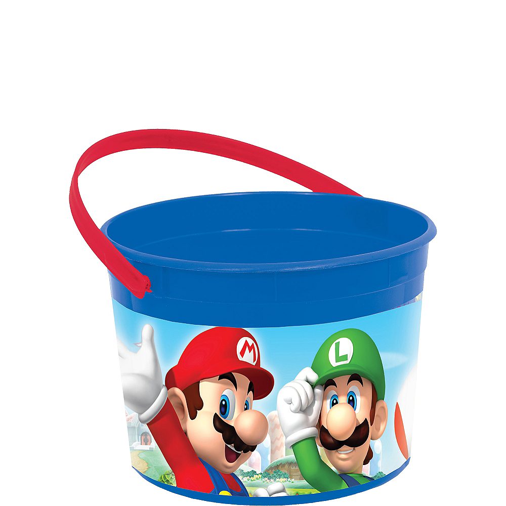 Super Mario Favor Container Image #1