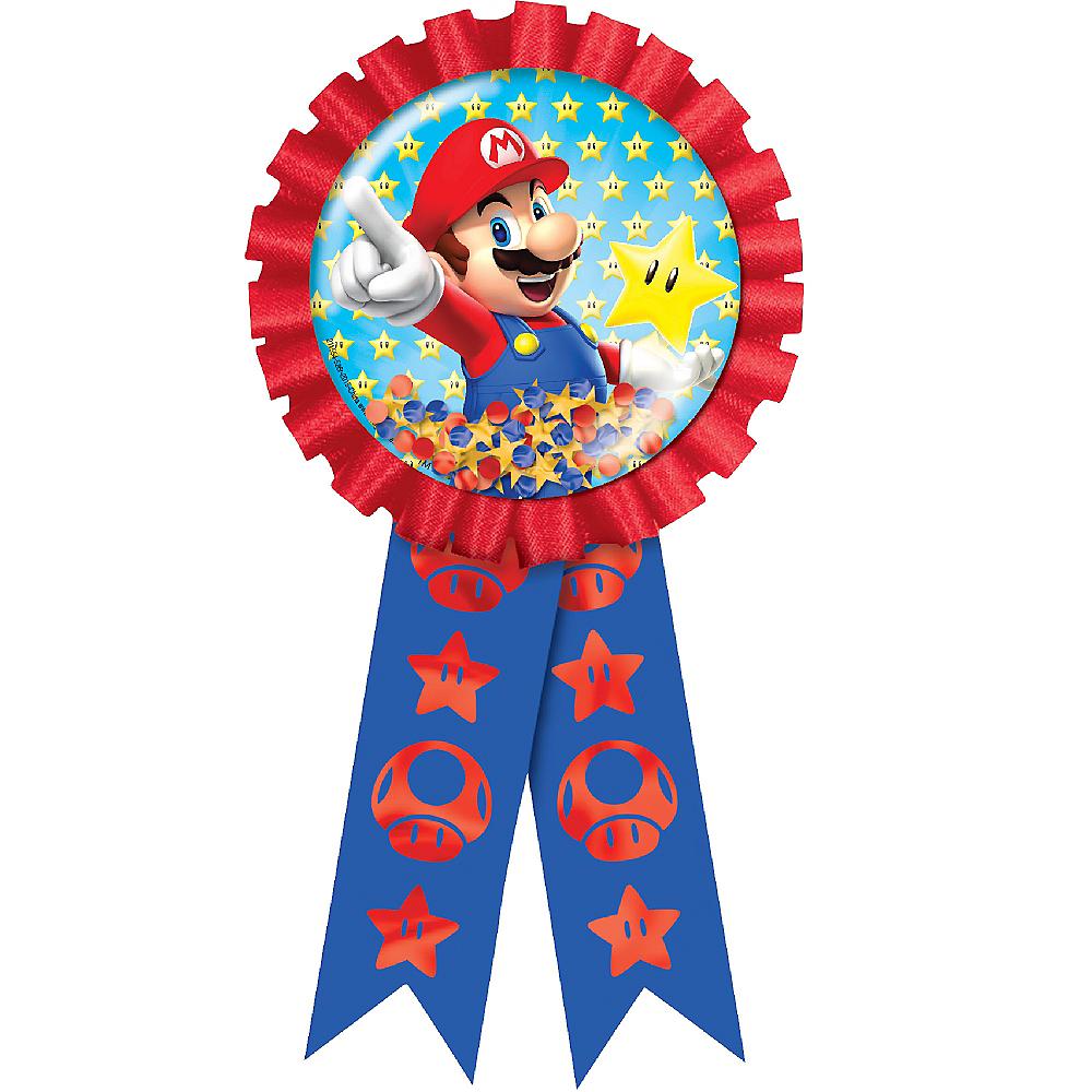 Super Mario Award Ribbon Image #1