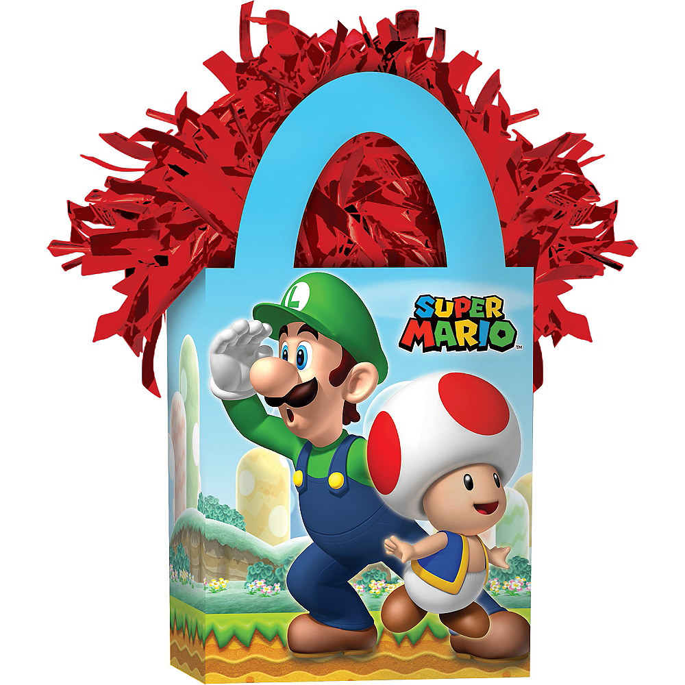 Nav Item for Super Mario Balloon Weight Image #1