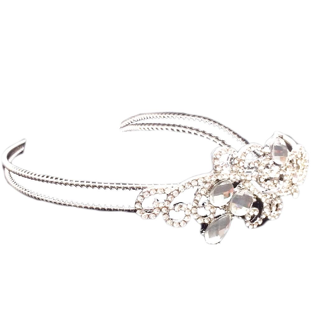 Gemstone Double Headband Image #2