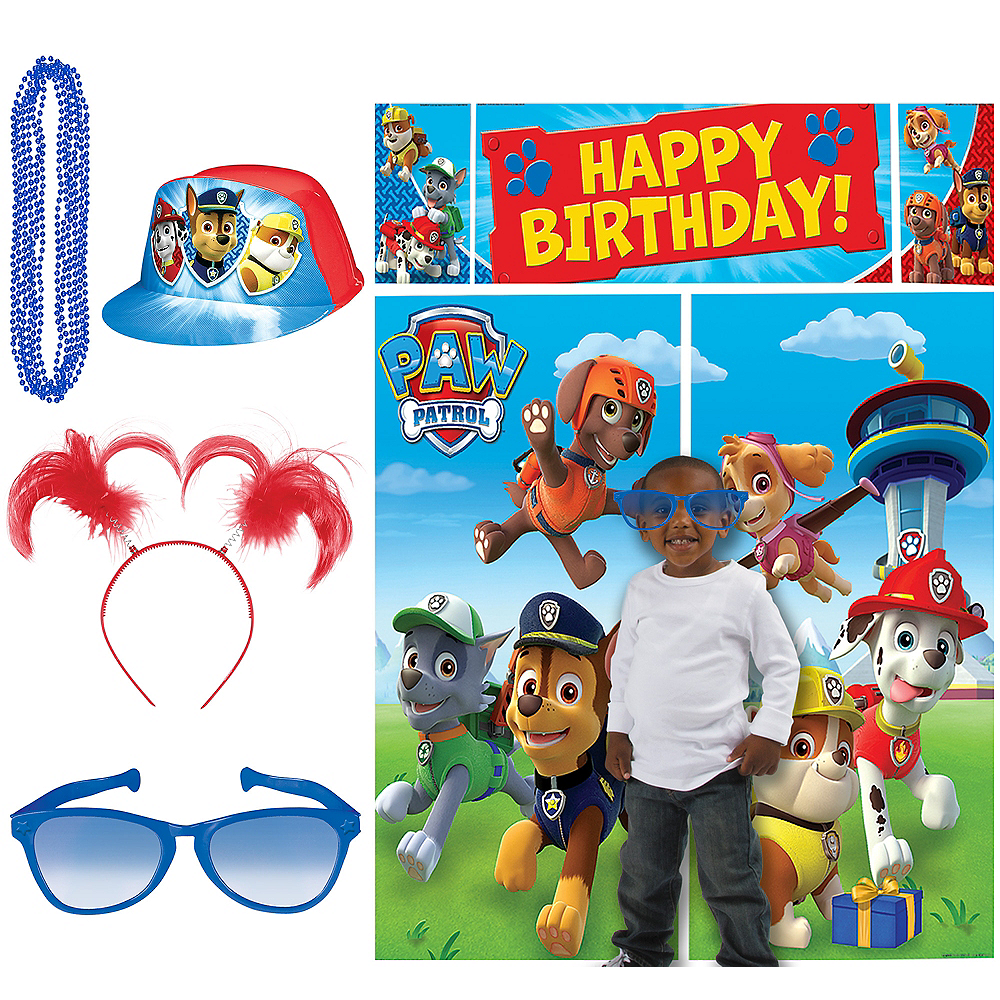 Nav Item for PAW Patrol Photo Booth Kit Image #1