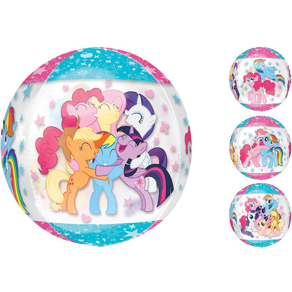 My Little Pony Balloon Bouquet 5pc - Orbz Image #4
