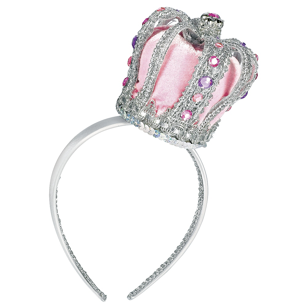 Princess Tiara Headband Image #1