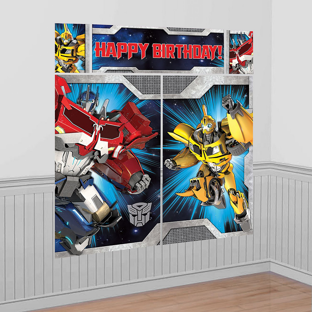Transformers Photo Booth Kit Image #3