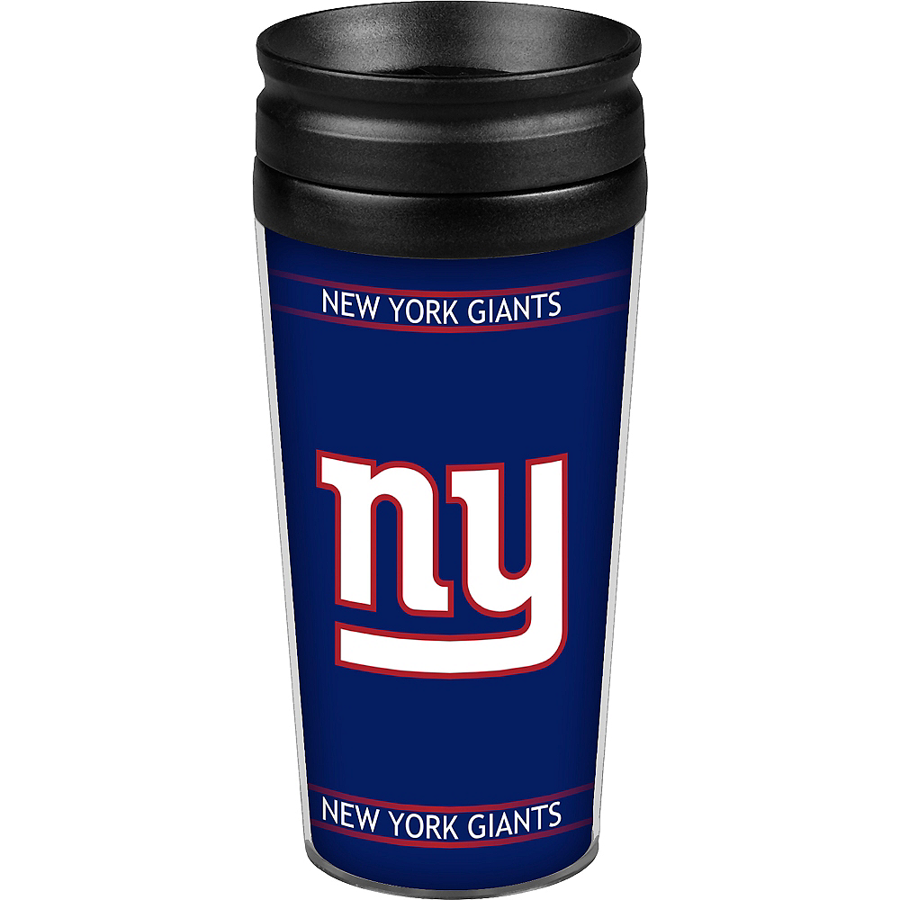 New York Giants Travel Mug Image #1