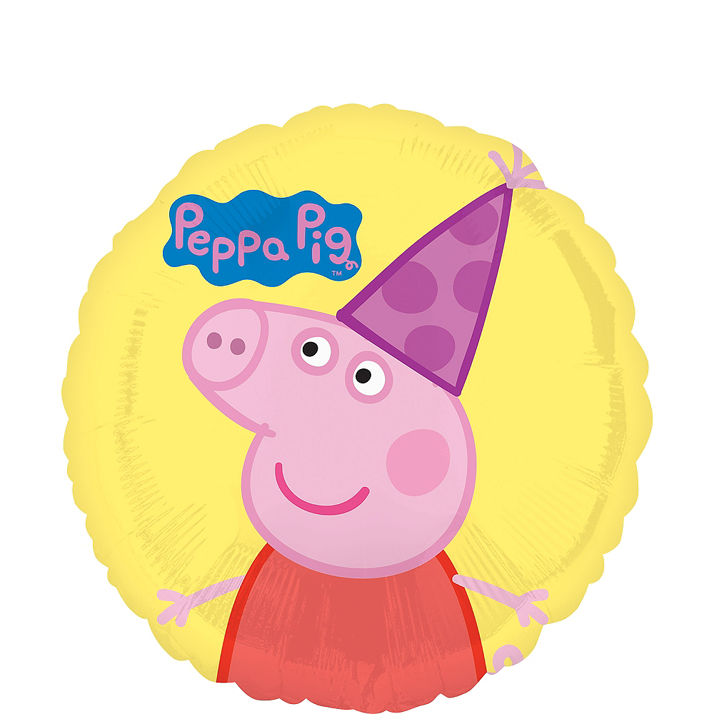 Peppa Pig Balloon, 18in Image #1