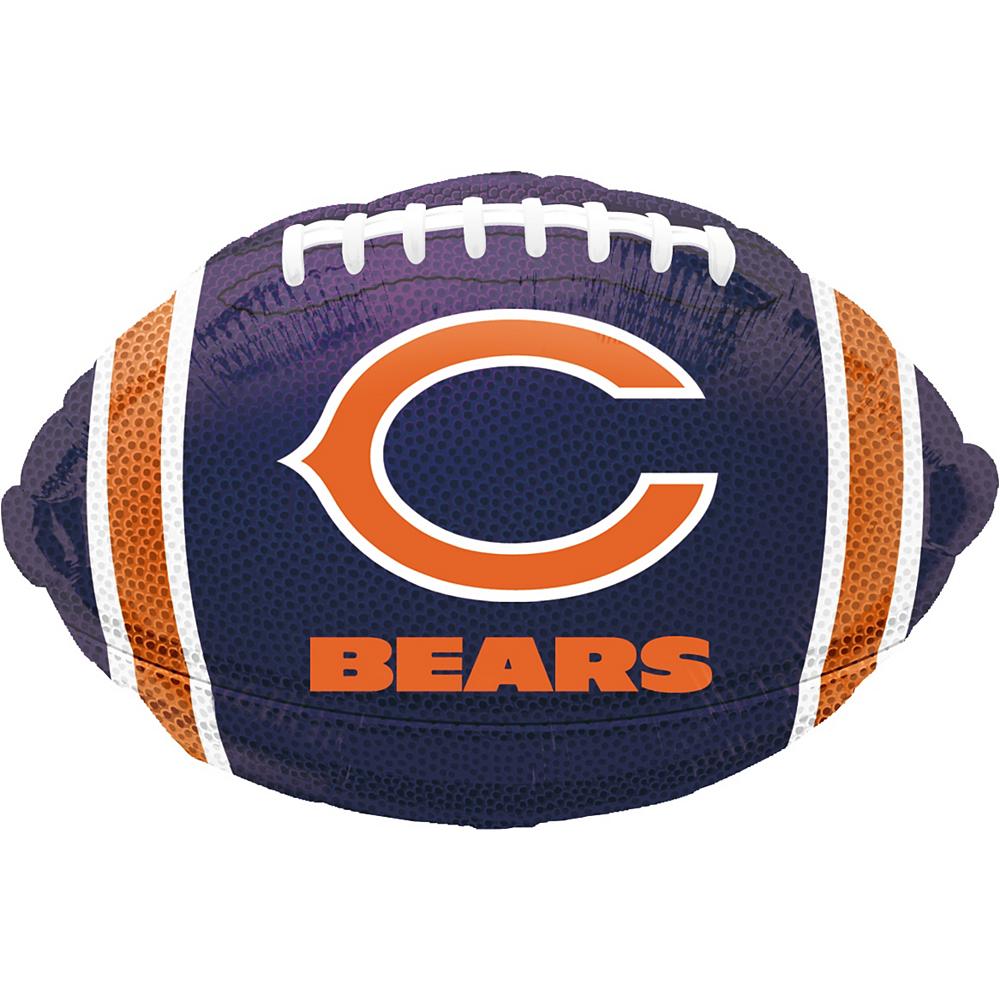 Chicago Bears Balloon - Football Image #1