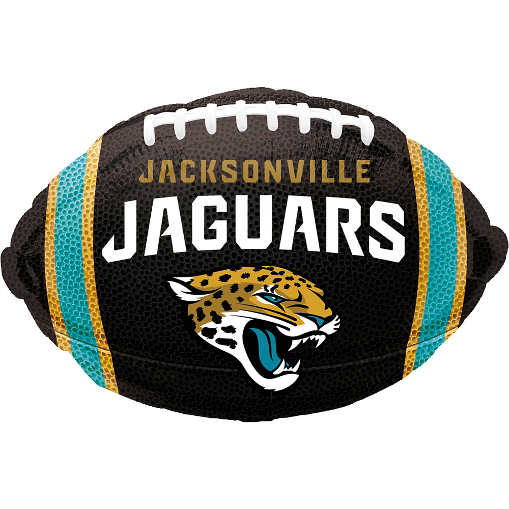 Jacksonville Jaguars Balloon - Football Image #1