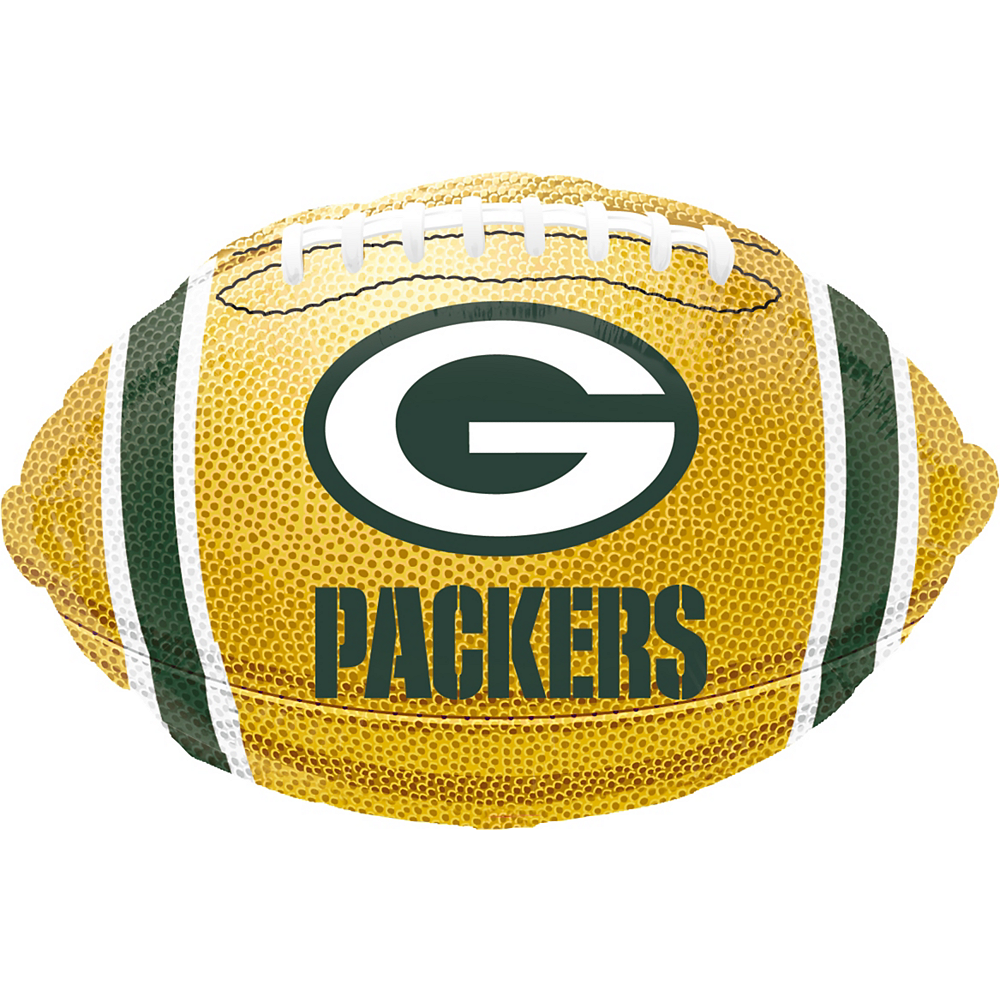 Nav Item for Green Bay Packers Balloon - Football Image #1