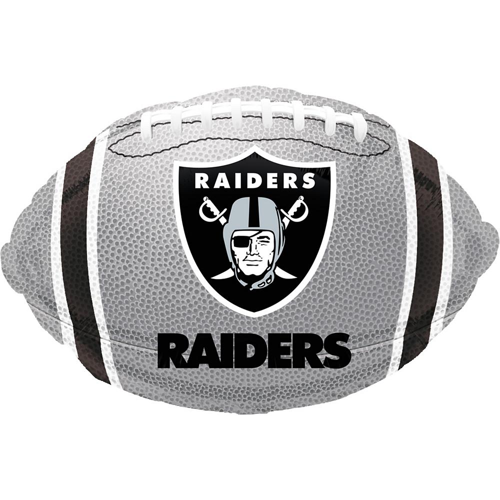 Oakland Raiders Balloon - Football Image #1
