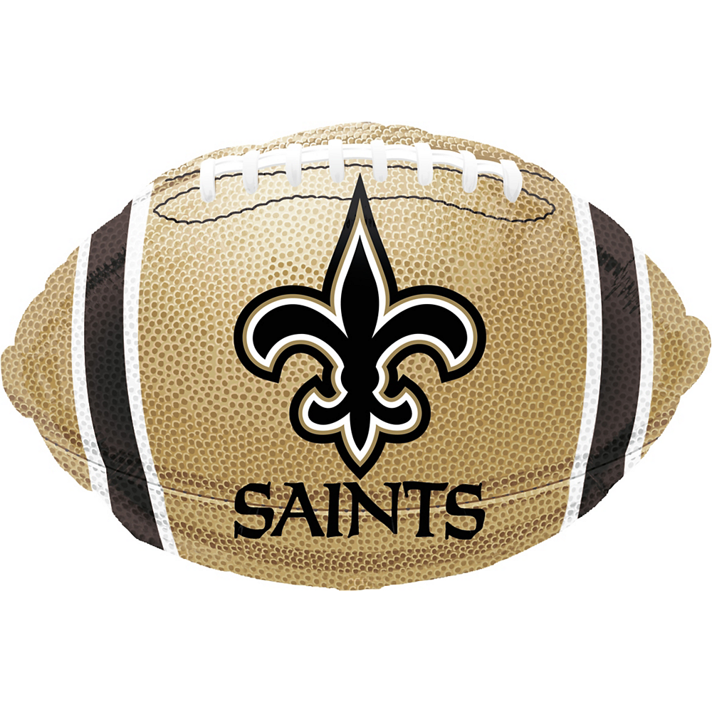 New Orleans Saints Balloon - Football Image #1