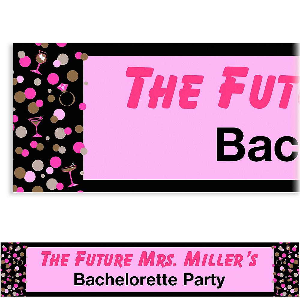 Custom Bachelorette Night Banner Image #1