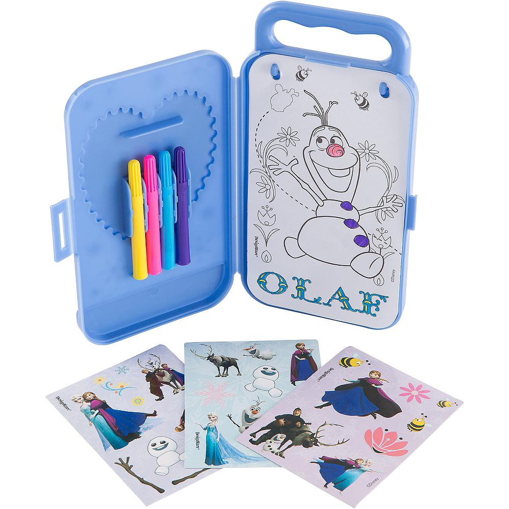 Frozen Sticker Activity Box Image #2