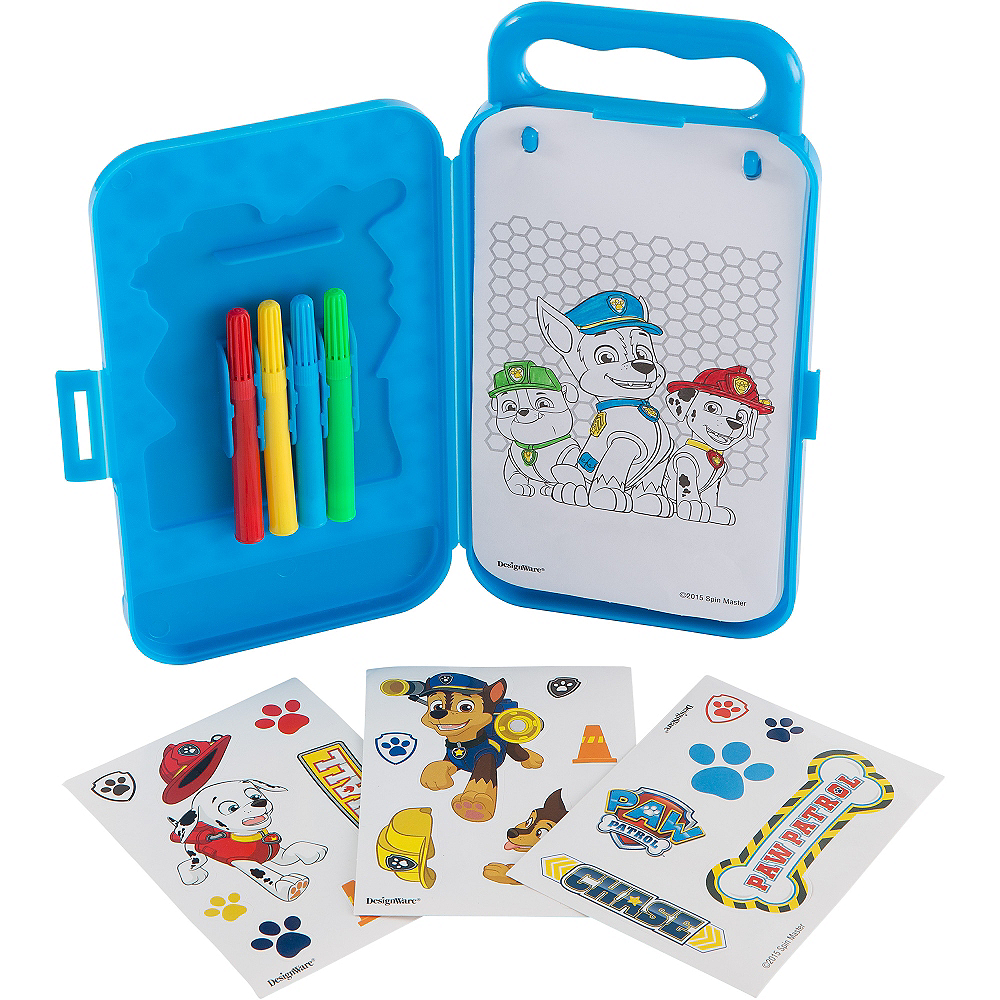 Nav item for paw patrol sticker activity box image 2