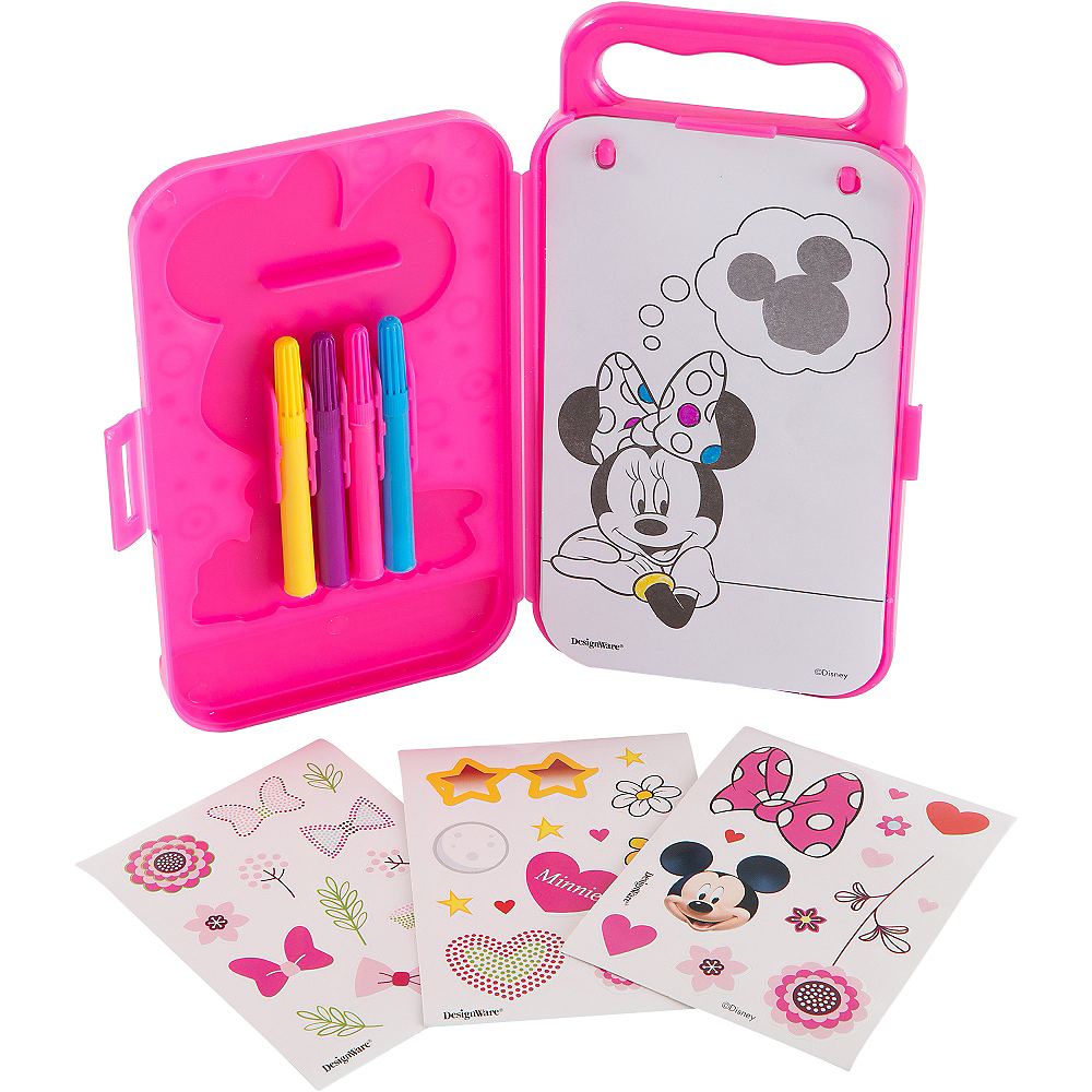 Minnie Mouse Sticker Activity Box Image #2