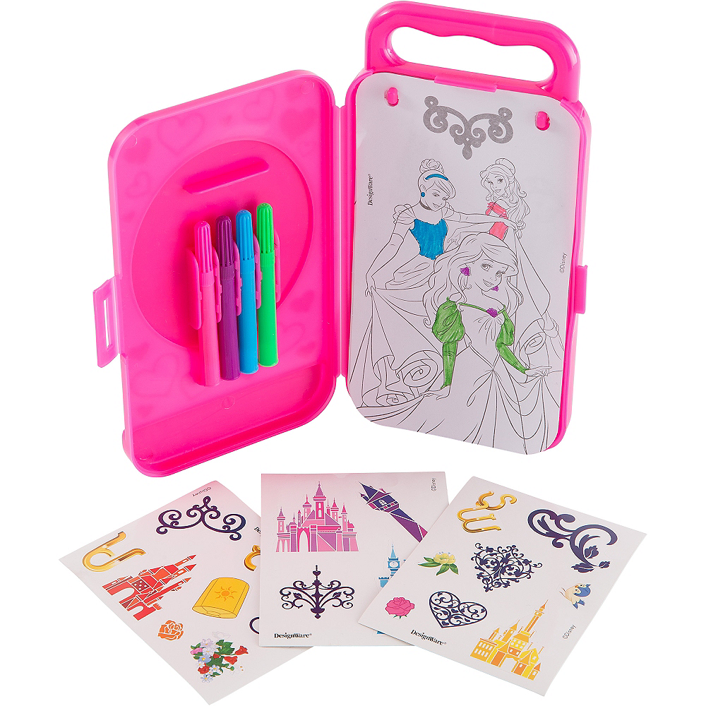 Disney Princess Sticker Activity Box Image #2