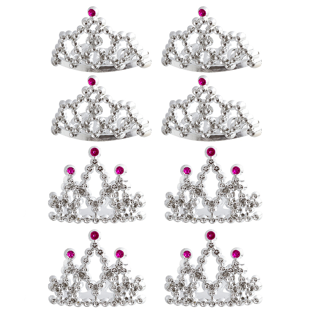 Mini Tiara Combs 8ct Image #1