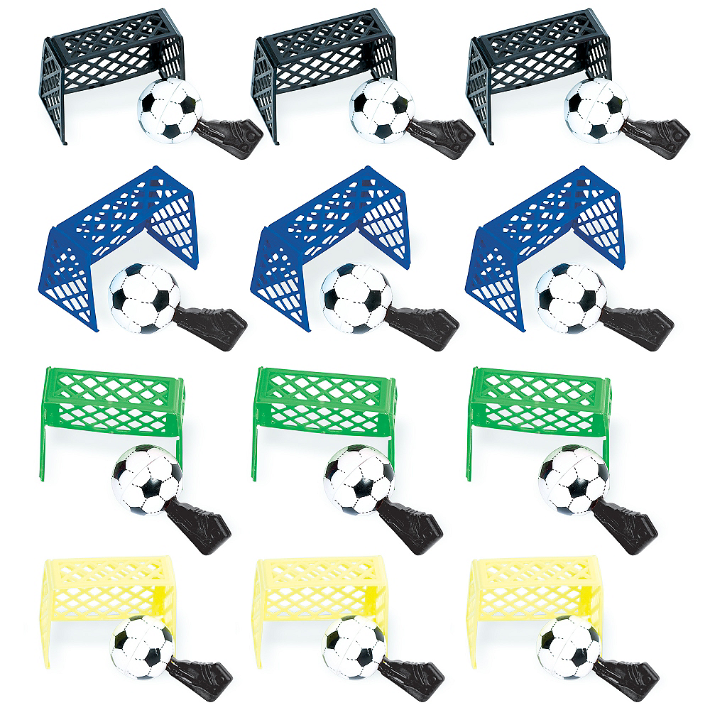 Tabletop Soccer Games 12ct Image #1