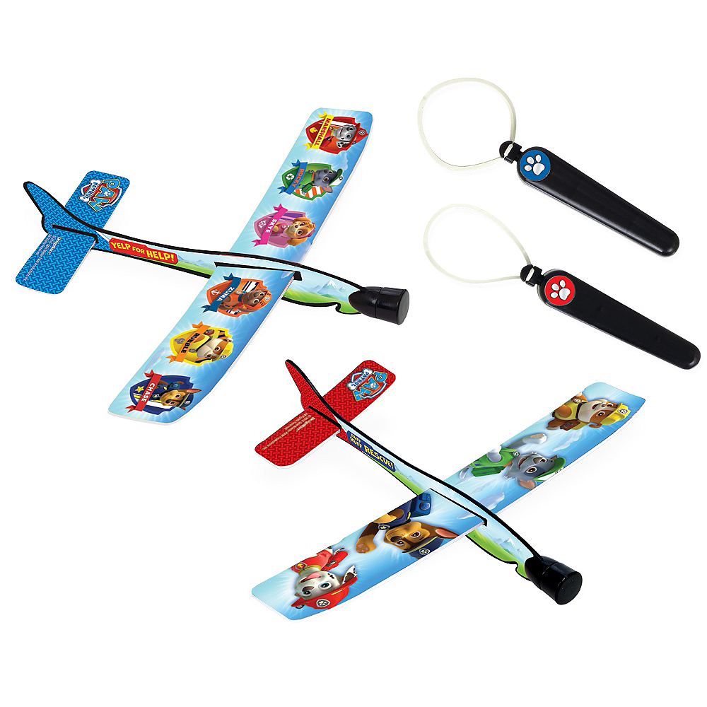 Nav Item for PAW Patrol Gliders 2ct Image #1