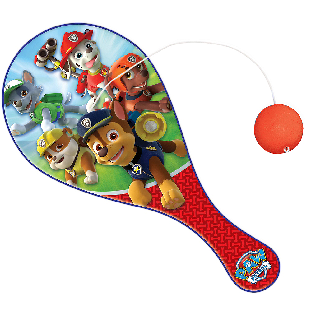 Nav Item for PAW Patrol Paddle Ball Image #1