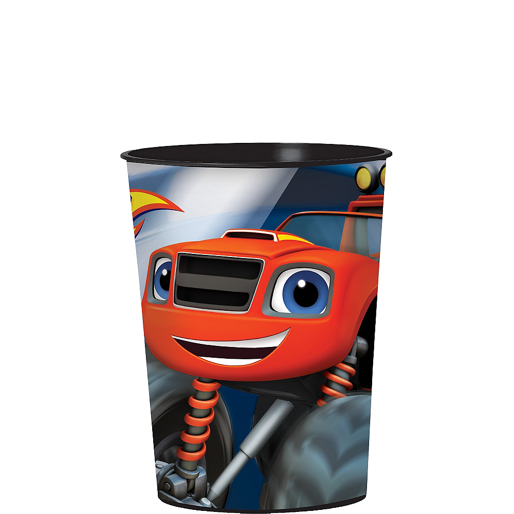 Blaze and the Monster Machines Favor Cup Image #1