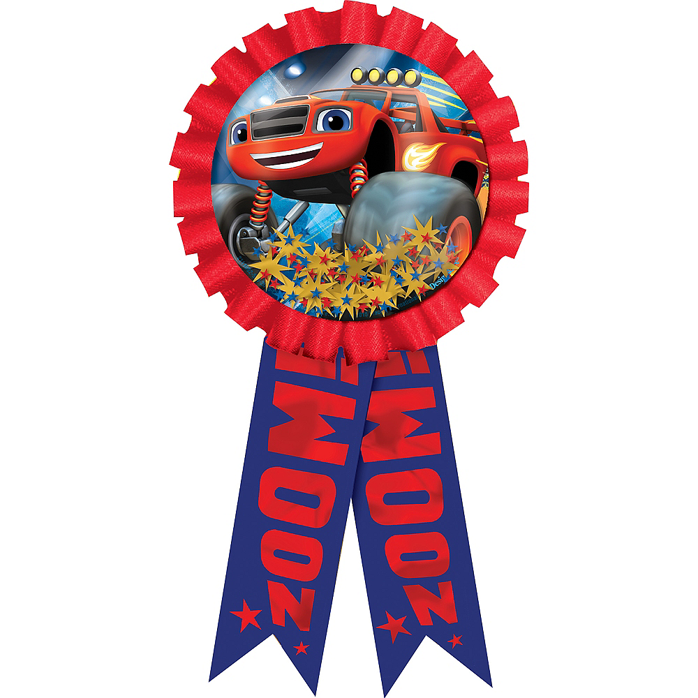 Blaze and the Monster Machines Award Ribbon Image #1
