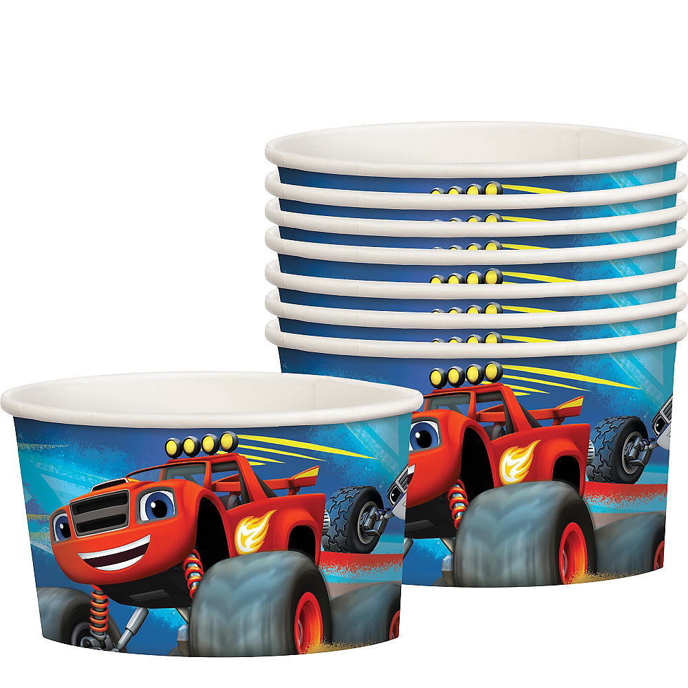 Blaze and the Monster Machines Treat Cups 8ct Image #1