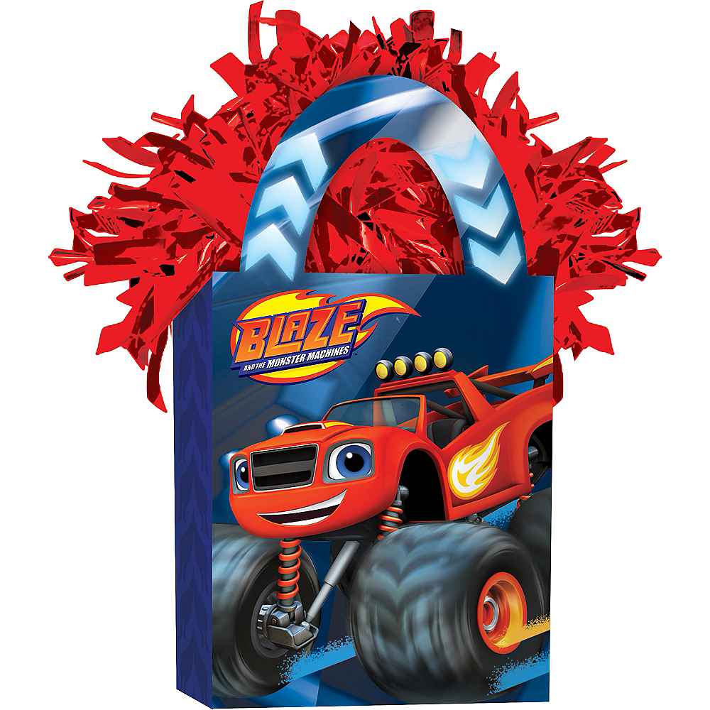 Blaze and the Monster Machines Balloon Weight Image #1