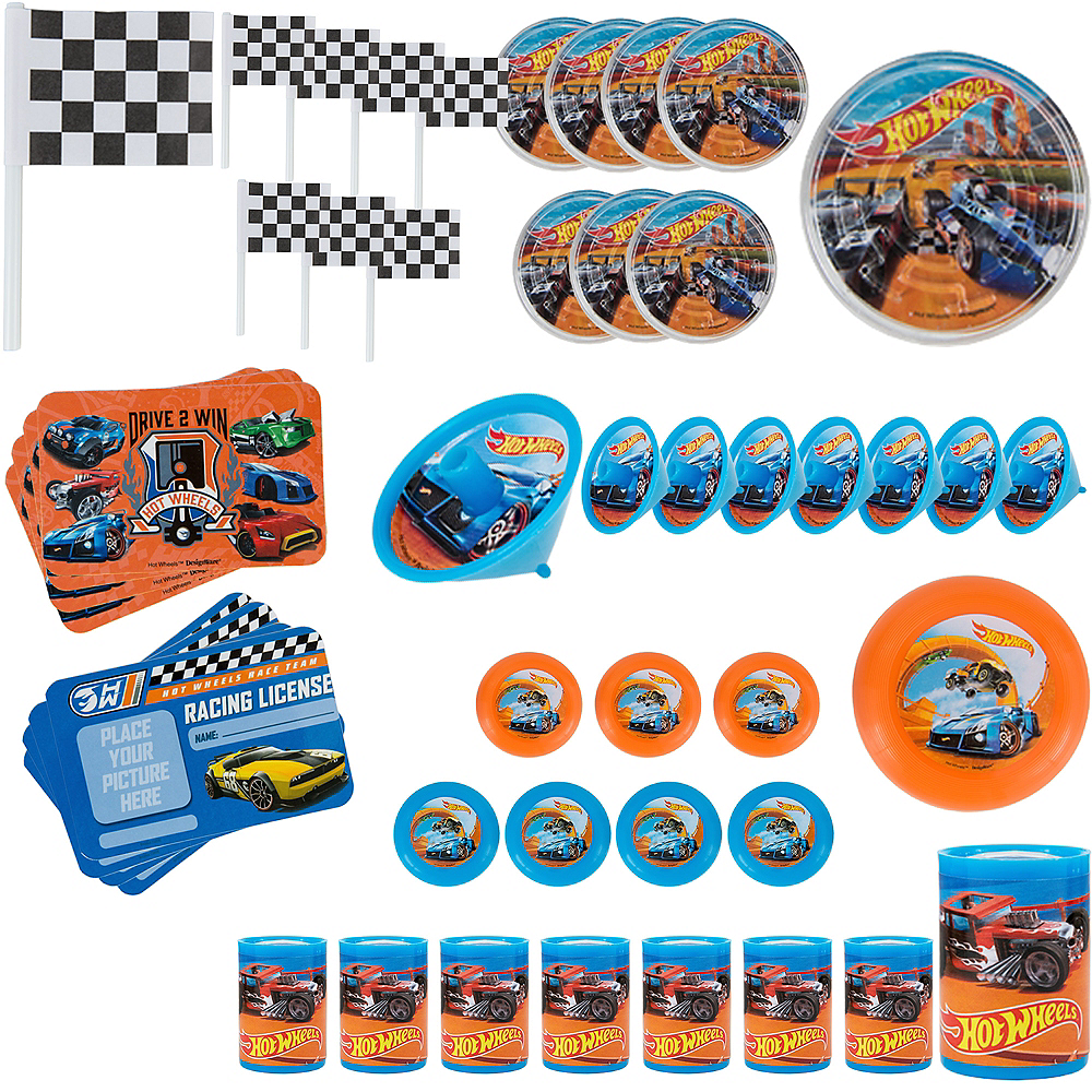 Nav Item for Hot Wheels Favor Pack 48pc Image #1