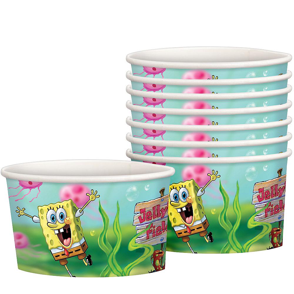 SpongeBob Treat Cups 8ct Image #1