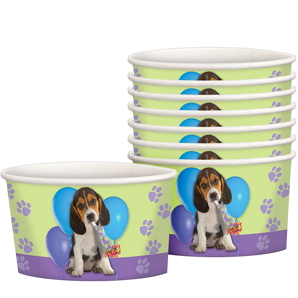 Party Pups Treat Cups 8ct Image #1
