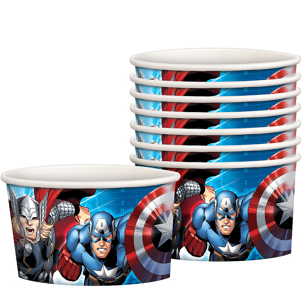 Avengers Treat Cups 8ct Image #1
