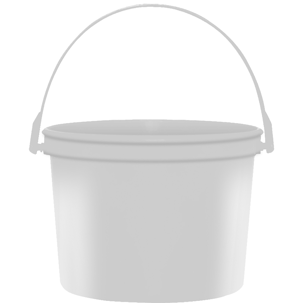 Silver Favor Container Image #1