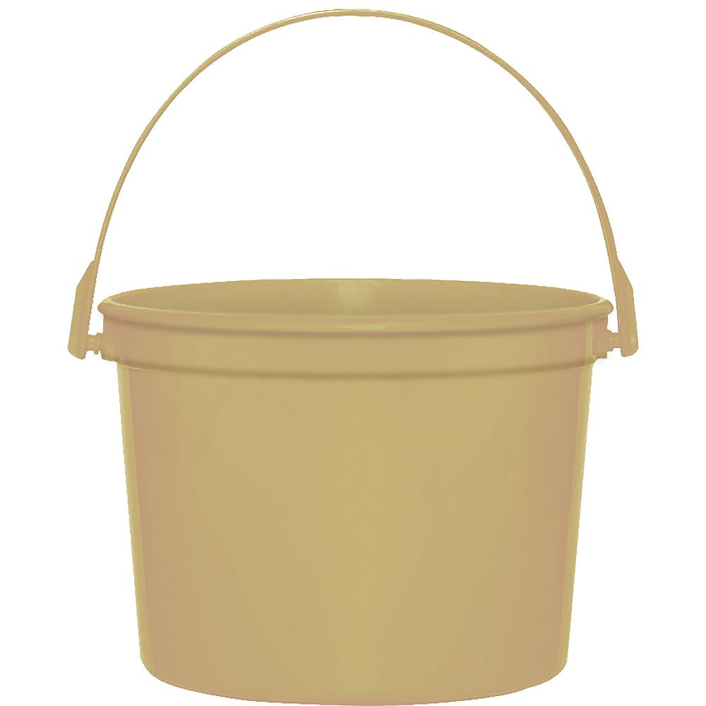 Gold Favor Container Image #1