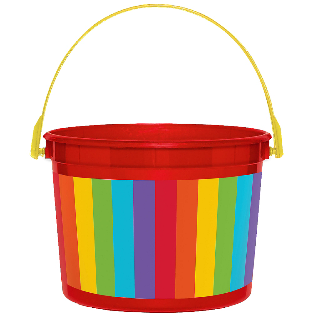 Rainbow Favor Container Image #1