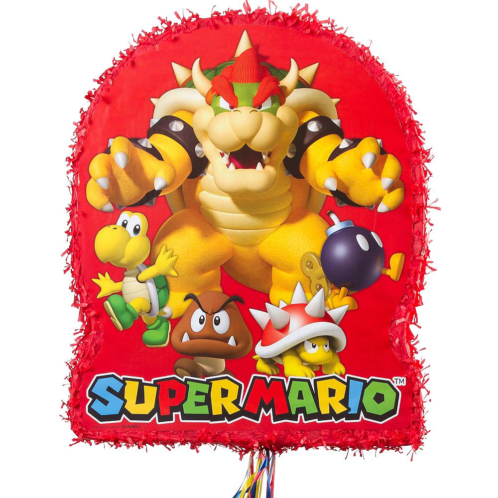 Pull String Super Mario Pinata Image #2