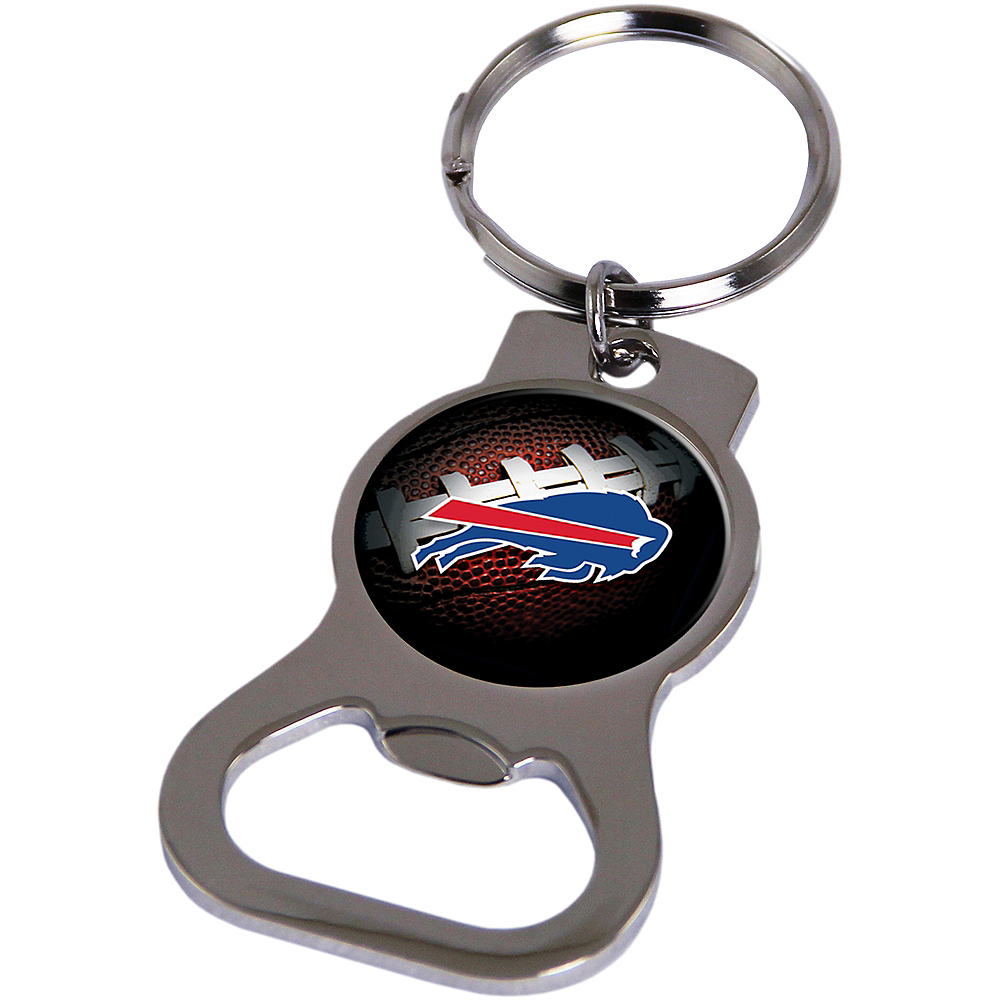 Nav Item for Buffalo Bills Bottle Opener Keychain Image #1